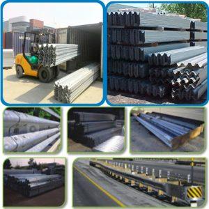 Pabrik guardrail berkualitas